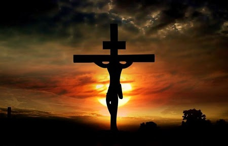 With Joy He endured for you and me! Hebrews 12:2